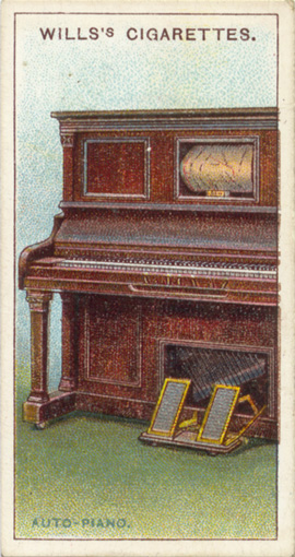Wills's Cigarette Card - Front